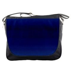 Blue Dot Messenger Bags