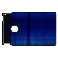 Blue Dot Apple iPad 3/4 Flip 360 Case