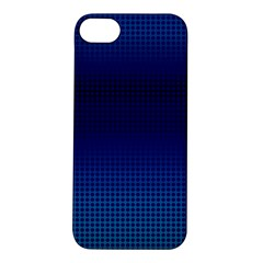 Blue Dot Apple iPhone 5S/ SE Hardshell Case