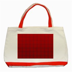 Redc Classic Tote Bag (Red)
