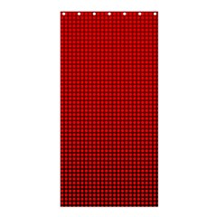Redc Shower Curtain 36  x 72  (Stall)