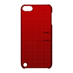 Redc Apple iPod Touch 5 Hardshell Case with Stand