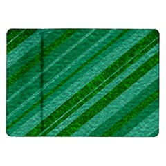 Stripes Course Texture Background Samsung Galaxy Tab 10.1  P7500 Flip Case
