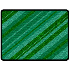 Stripes Course Texture Background Double Sided Fleece Blanket (large)