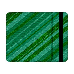 Stripes Course Texture Background Samsung Galaxy Tab Pro 8 4  Flip Case