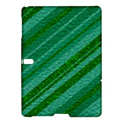 Stripes Course Texture Background Samsung Galaxy Tab S (10.5 ) Hardshell Case