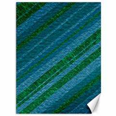 Stripes Course Texture Background Canvas 36  x 48