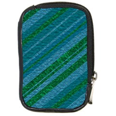 Stripes Course Texture Background Compact Camera Cases