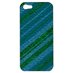 Stripes Course Texture Background Apple Iphone 5 Hardshell Case