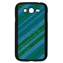 Stripes Course Texture Background Samsung Galaxy Grand Duos I9082 Case (black)