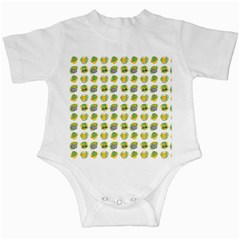 St Patrick S Day Background Symbols Infant Creepers