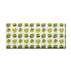 St Patrick S Day Background Symbols Cosmetic Storage Cases