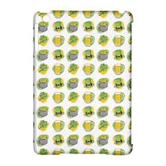 St Patrick S Day Background Symbols Apple iPad Mini Hardshell Case (Compatible with Smart Cover)