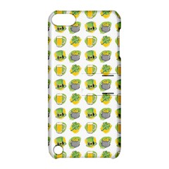 St Patrick S Day Background Symbols Apple Ipod Touch 5 Hardshell Case With Stand