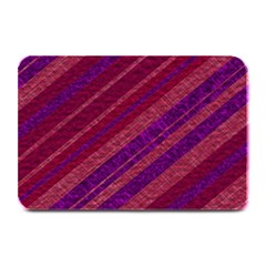 Stripes Course Texture Background Plate Mats