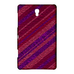 Stripes Course Texture Background Samsung Galaxy Tab S (8 4 ) Hardshell Case