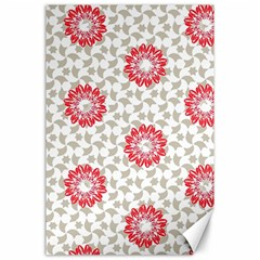 Stamping Pattern Fashion Background Canvas 24  x 36