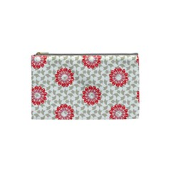 Stamping Pattern Fashion Background Cosmetic Bag (small)