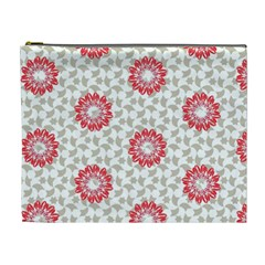 Stamping Pattern Fashion Background Cosmetic Bag (XL)