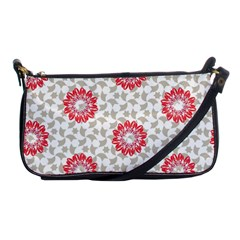 Stamping Pattern Fashion Background Shoulder Clutch Bags