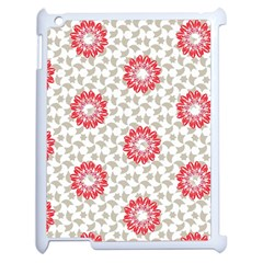 Stamping Pattern Fashion Background Apple Ipad 2 Case (white)