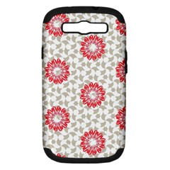 Stamping Pattern Fashion Background Samsung Galaxy S Iii Hardshell Case (pc+silicone)