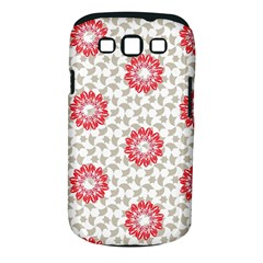 Stamping Pattern Fashion Background Samsung Galaxy S III Classic Hardshell Case (PC+Silicone)