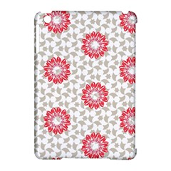 Stamping Pattern Fashion Background Apple iPad Mini Hardshell Case (Compatible with Smart Cover)