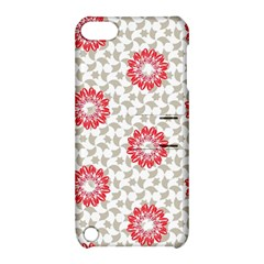 Stamping Pattern Fashion Background Apple iPod Touch 5 Hardshell Case with Stand