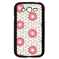 Stamping Pattern Fashion Background Samsung Galaxy Grand Duos I9082 Case (black)