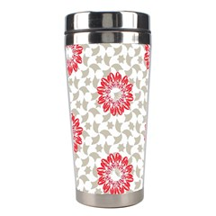 Stamping Pattern Fashion Background Stainless Steel Travel Tumblers