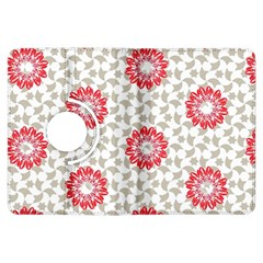 Stamping Pattern Fashion Background Kindle Fire Hdx Flip 360 Case