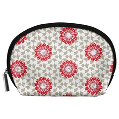 Stamping Pattern Fashion Background Accessory Pouches (large)