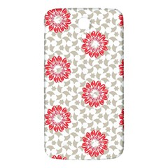 Stamping Pattern Fashion Background Samsung Galaxy Mega I9200 Hardshell Back Case