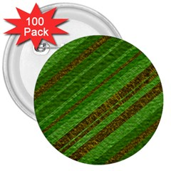 Stripes Course Texture Background 3  Buttons (100 Pack)