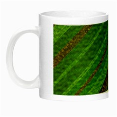 Stripes Course Texture Background Night Luminous Mugs