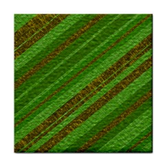 Stripes Course Texture Background Face Towel