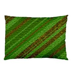 Stripes Course Texture Background Pillow Case