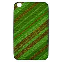Stripes Course Texture Background Samsung Galaxy Tab 3 (8 ) T3100 Hardshell Case