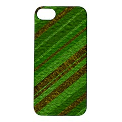 Stripes Course Texture Background Apple iPhone 5S/ SE Hardshell Case