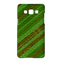 Stripes Course Texture Background Samsung Galaxy A5 Hardshell Case
