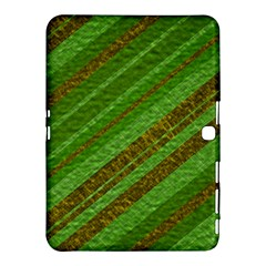 Stripes Course Texture Background Samsung Galaxy Tab 4 (10 1 ) Hardshell Case