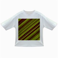 Stripes Course Texture Background Infant/toddler T Shirts