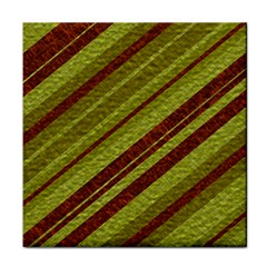 Stripes Course Texture Background Face Towel