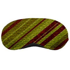 Stripes Course Texture Background Sleeping Masks
