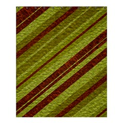 Stripes Course Texture Background Shower Curtain 60  x 72  (Medium)