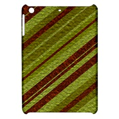 Stripes Course Texture Background Apple Ipad Mini Hardshell Case