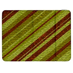 Stripes Course Texture Background Samsung Galaxy Tab 7  P1000 Flip Case