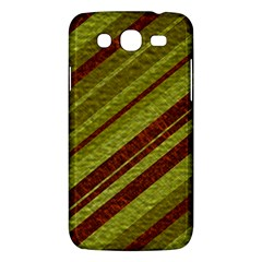 Stripes Course Texture Background Samsung Galaxy Mega 5.8 I9152 Hardshell Case