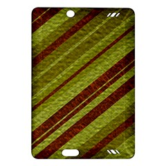Stripes Course Texture Background Amazon Kindle Fire Hd (2013) Hardshell Case